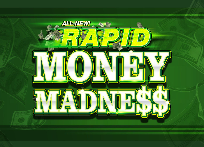 All-New Rapid Casino-Wide Progressive Bonus