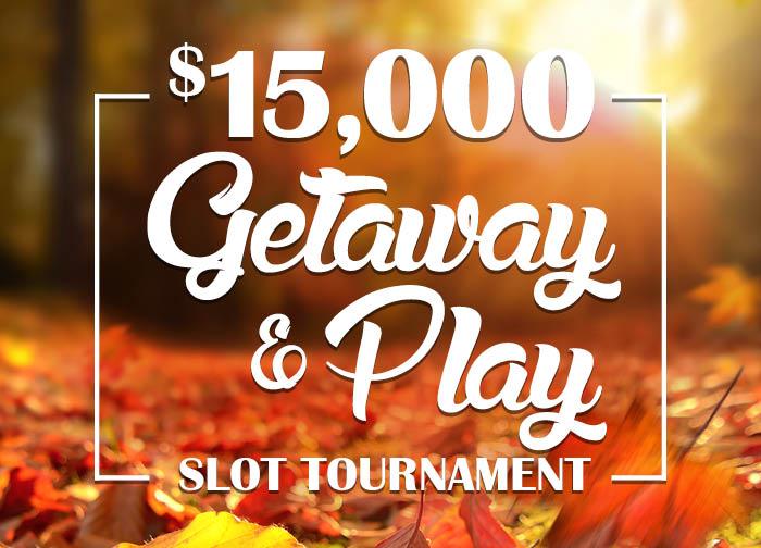 October 15K Getaway and Play
