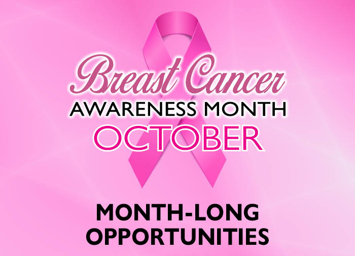 October 2020 Breast Cancer Awareness Event