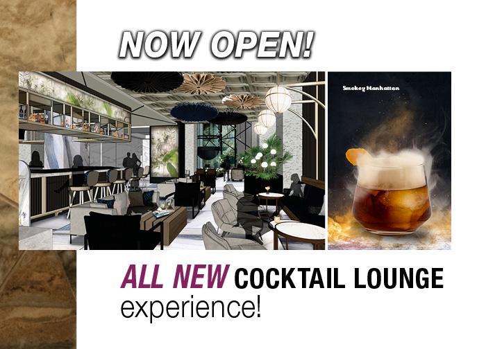 All New Atrium Lounge