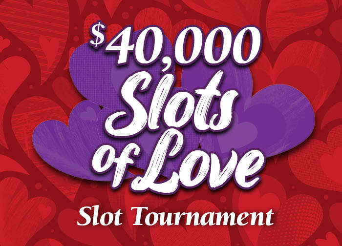 40K Slots of Love Slot Tournament