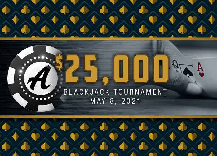 $25K Blackjack Tournament