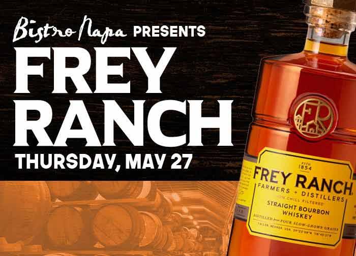 Frey Ranch Spirited Dinner