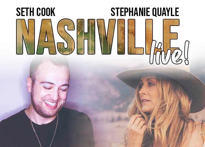 Nashville Presents Live Events
