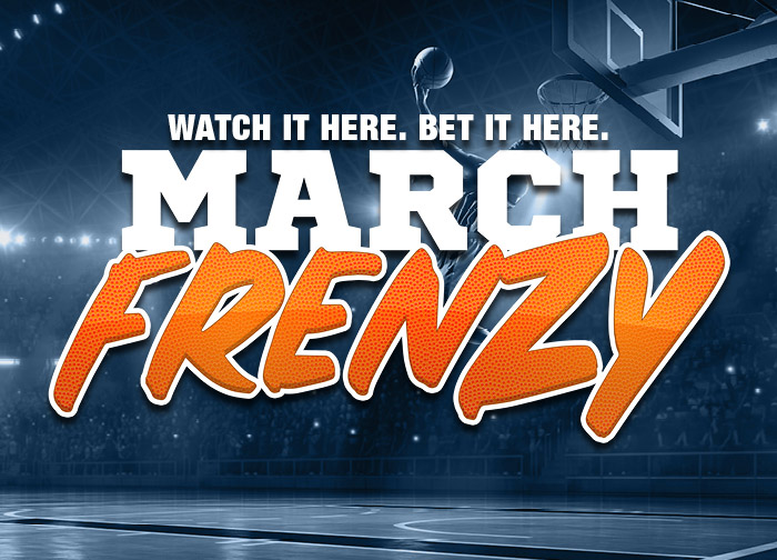 March Frenzy at Atlantis Event