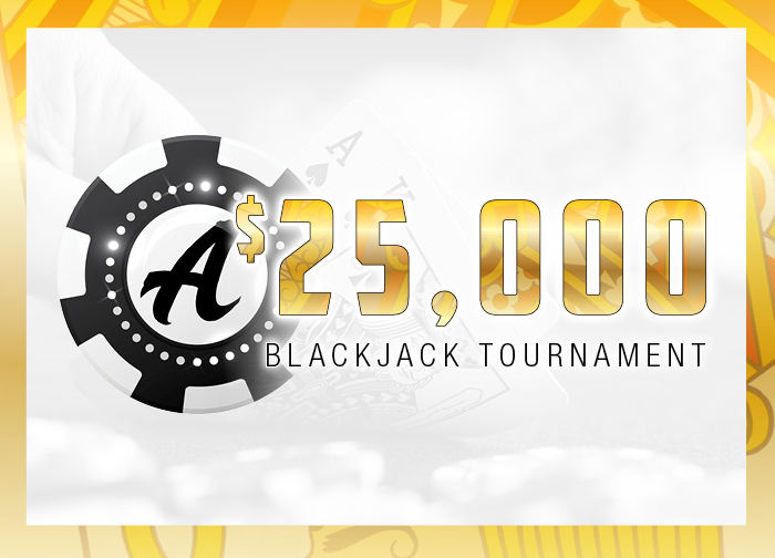 25K Blackjack Tournament