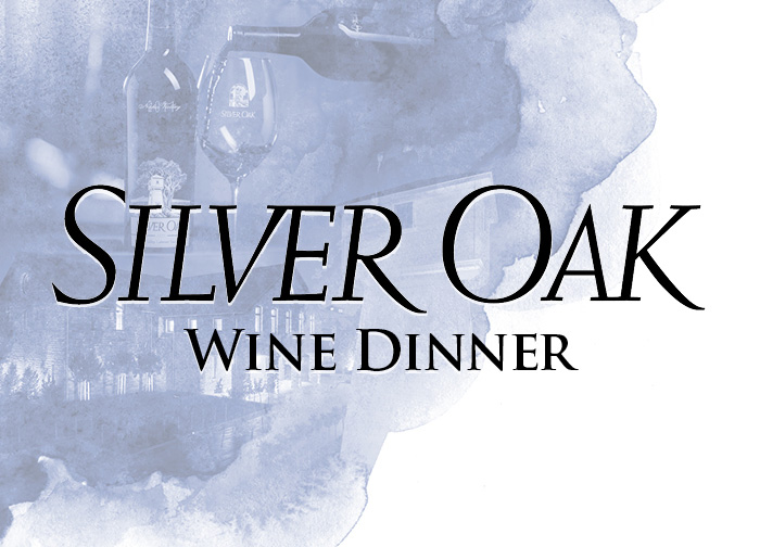 Silver Oak Wine Dinner