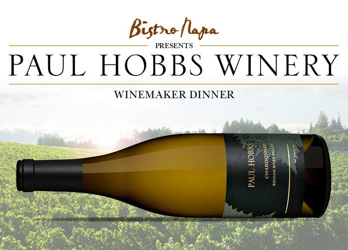 Paul Hobbs Wine Dinner
