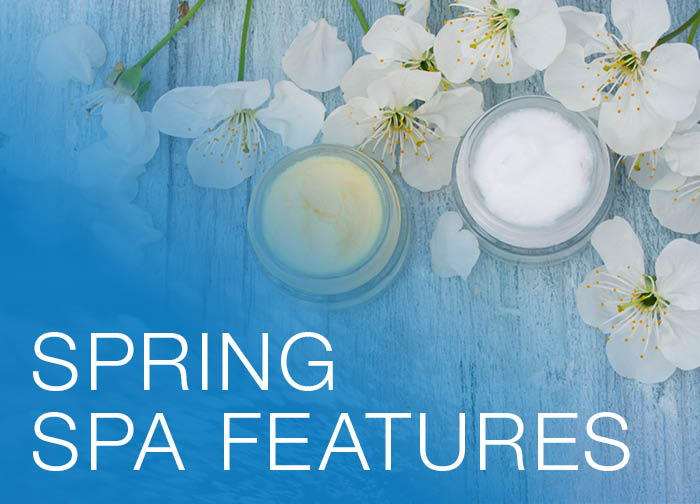 Spring Spa Features