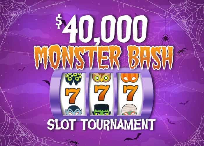 Monster Bash Slot Tournament