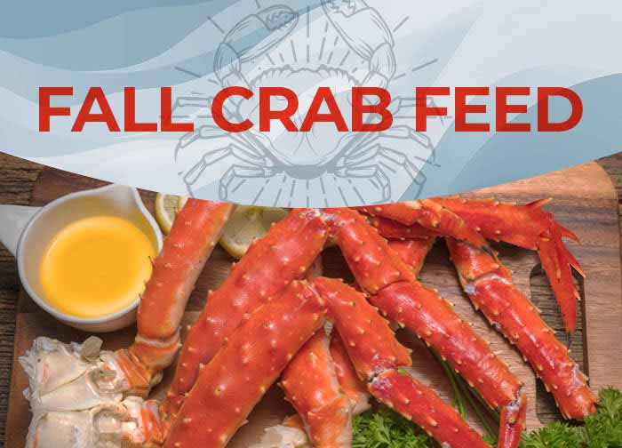 Fall Crab Feed