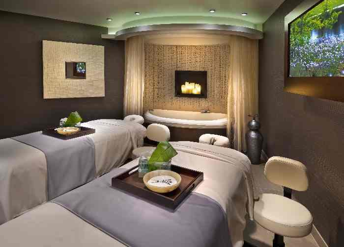 Spa Atlantis Treatment Room