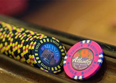 Atlantis Casino Poker Craps