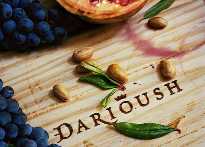Darioush Spirited Dinner