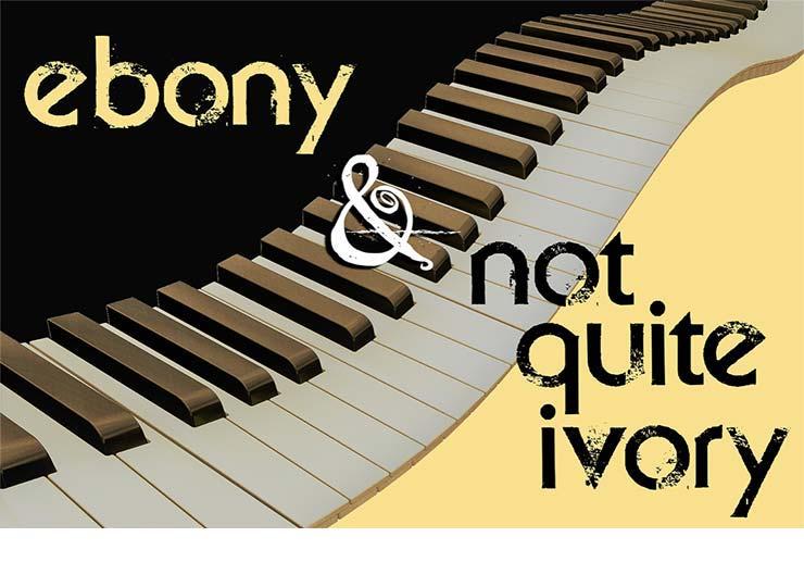 Ebony & Not Quite Ivory
