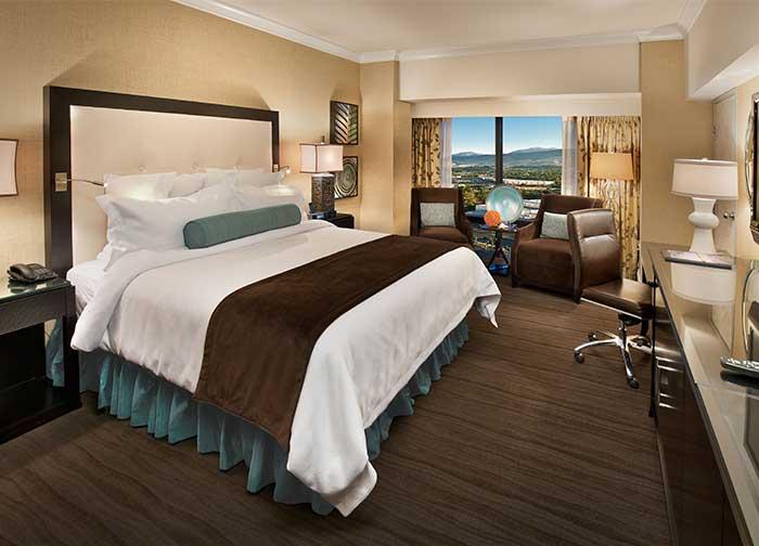 Luxury Tower Room