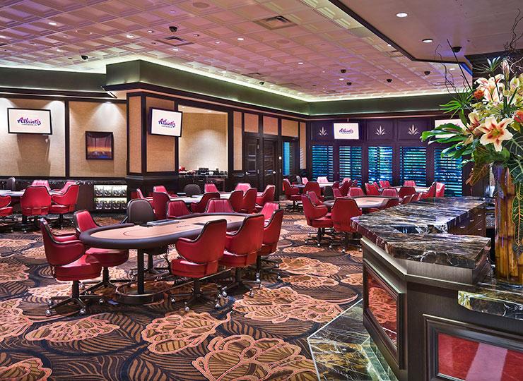 Atlantis Casino Poker Room