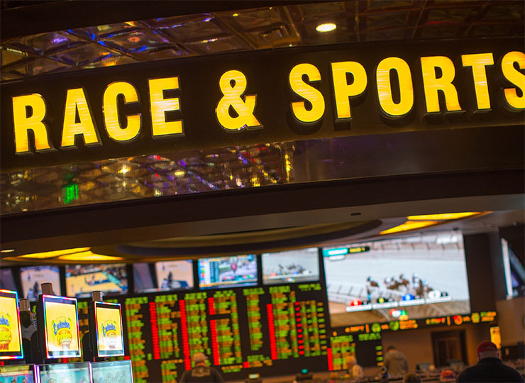 Atlantis Race and Sports Book