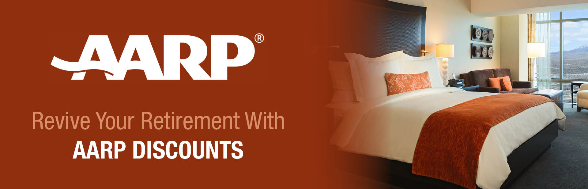 AARP Discount at Atlantis