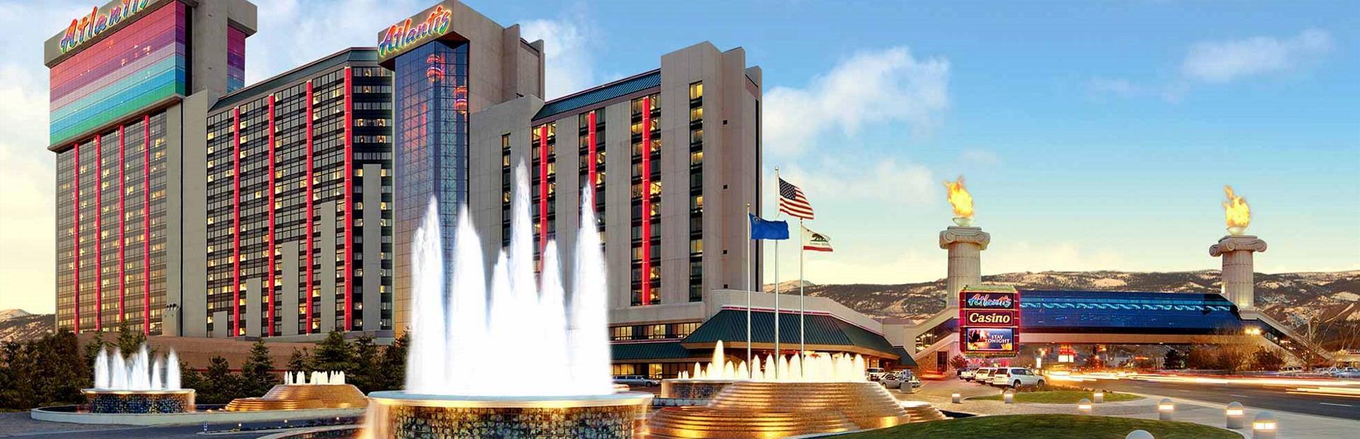 Atlantis Casino Resort Spa Exterior