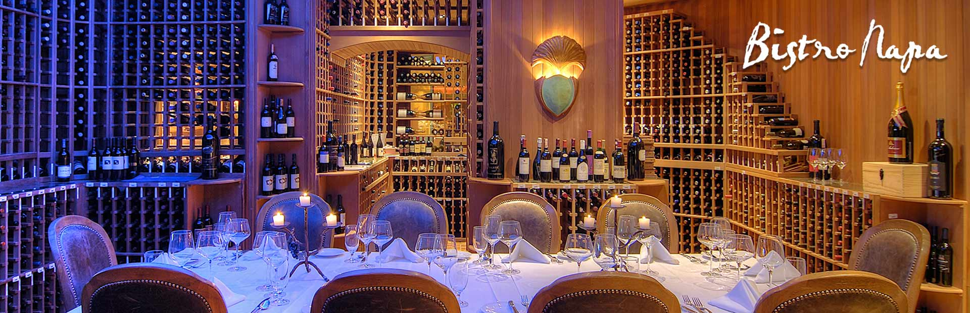 Wine Room Bistro Napa at Atlantis