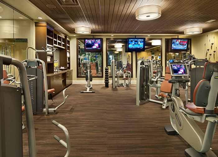 Fitness Center at Spa Atlantis
