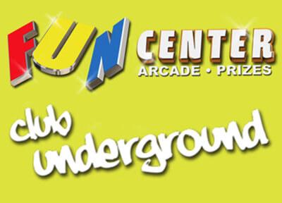 Fun Center Underground at Atlantis