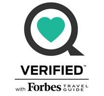 Verified with Forbes Travel Guide at Atlantis