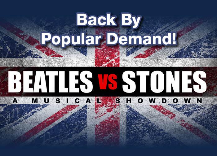 Beatles vs Stones (Postponed)