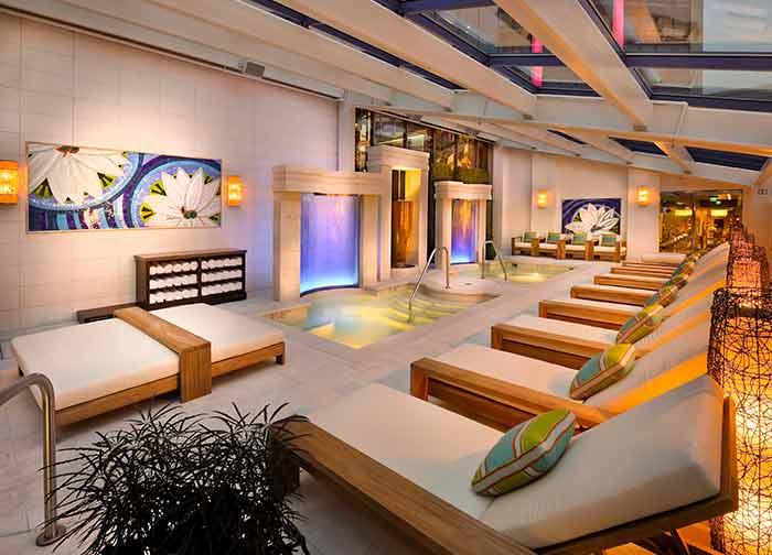 Spa Atlantis Aqua Lounge