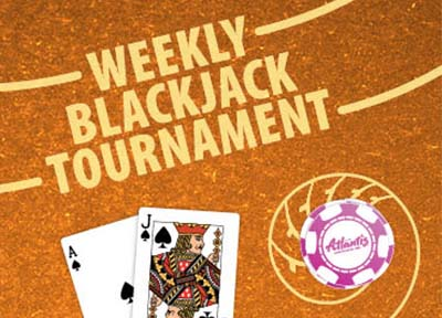 Weekly Blackjack Tournament